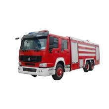 Camión de lucha contra incendios de HOWO (ZZ1257M4611)