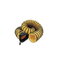 Flex duto, duto flexível de ventilação de exaustão de pvc, mangueira espiral de ventilador