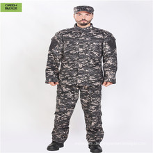 Armee Uniform Tarnung Kampf Militär Uniform
