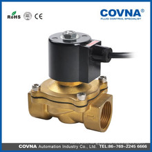 2 way normally closed brass underground water valve