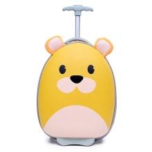 Bolso lindo de la carretilla de la lona del viaje de los niños de EVA del aeropuerto