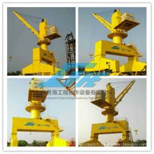 20t 7 ~ 30m Rail Type Hydraulic Portal Crane