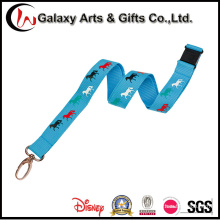 Promotional Gifts Polyester Customized Lanyards