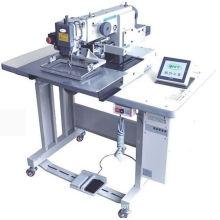 Single Needle Metal Sewing Machine , Double Rotary Hook