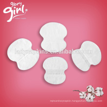 Wholesale Disposable Cotton Underarm Armpit Sweat Pads