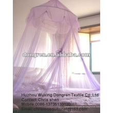 Circular Mosquito Net / Polyester Rundes Moskitonetz