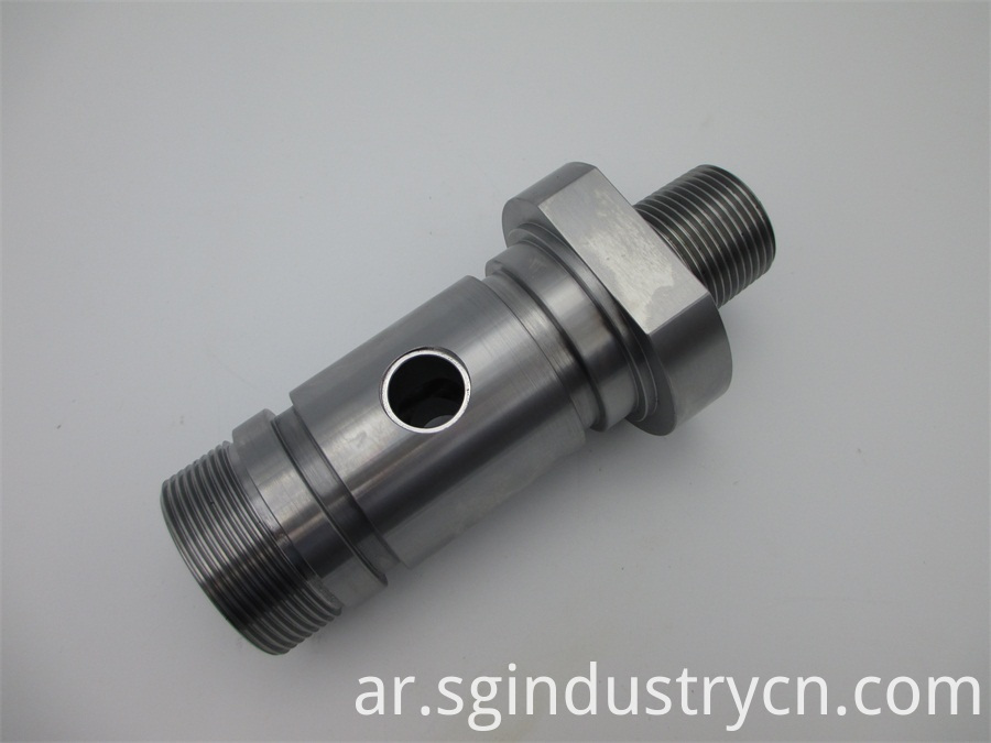 Aerospace Cnc Precision Machining