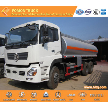 Dongfeng new 6x4 17700L refuelling fuel tank truck