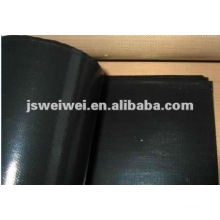 Anti-static PTFE fiberglass fabric
