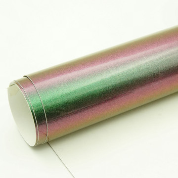 Colourful Chameleon Vinyl Film