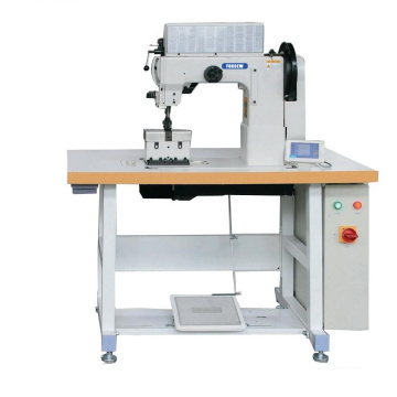 Double Needle Post Bed Ornamental Stitch Sewing Machine