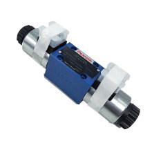 Válvula solenóide série Rexroth 4WE-6J-61B válvulas hidráulicas proporcionais de reversão 4WE6J61B / CG24N9Z5L