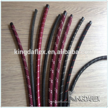 3mm Abrasion Resistant High Temperature Din 73379 Rubber Fuel Hose 10bar