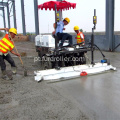 Máquina de nivelamento do assoalho concreto Screed do laser de Trimble
