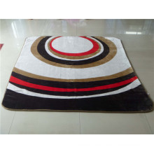 Light Color Comfotable Baby Swaddle Blanket 100% Polyester from Nanjing