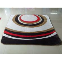 Cor clara coelho bebê swaddle cobertores 100% poliéster de Nanjing