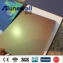 Alunewall gradient ramp Dream X Spectra Aluminium Composite Panel Chinese Manufacturer
