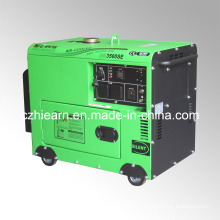 3kw Portable Silent Diesel Engine Power Generator (DG3500SE)