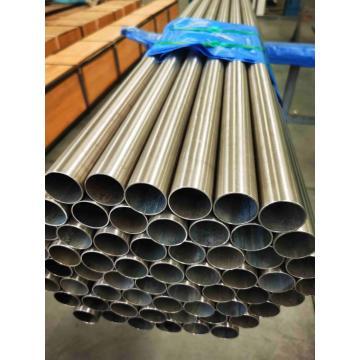 Tuyau de tube en titane Gr9 Ti3Al2.5V pour vélo