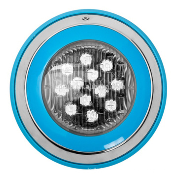 Factory swimming pool underwater LED waterproof IP68 fountain lights 12W