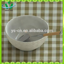 Diseño al por mayor Cena de cerámica promocional inquebrantable