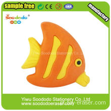 Clown Fish Shaped Collectible Eraser De Yiwu Zhejiang