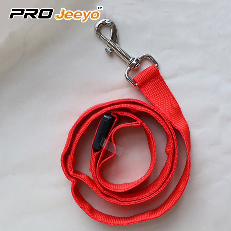 High Visibility Safety Reflective Red Pets Leashes SVP-003-1