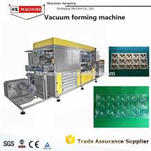 Aspirateur automatique économique de boursouflure de modèle matériel économiseur formant la machine pour l'industrie d'emballage, plastique, ABS, pp, PC, PS