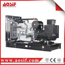 520KW / 650KVA генератор 50 Гц с двигателем 2804A-E18TAG2 с перкинсом, изготовленным в Великобритании
