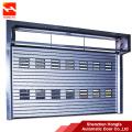 Industrial Aluminum Alloy Spiral Shutter Door