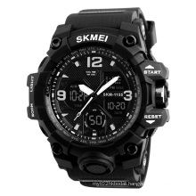 SKMEI 1155B luxury sport watch manufacture men military sports watch double time