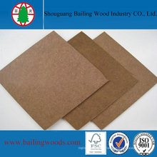 2.4mm Competitive Price Hardboard with High Density