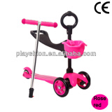 three wheel kids plastic scooter for sale