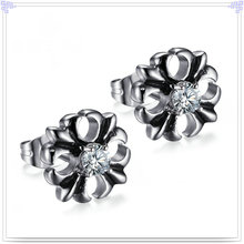 Fashion Jewelry Crystal Jewelry Stainless Steel Earring (EE0253)