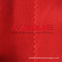 Nfpa2112 Red 200GSM Flame Retardant Suit Fabric