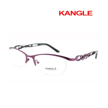 2017 New Lady trendy nice metal optical frames, new elengance design metal eyeglasses