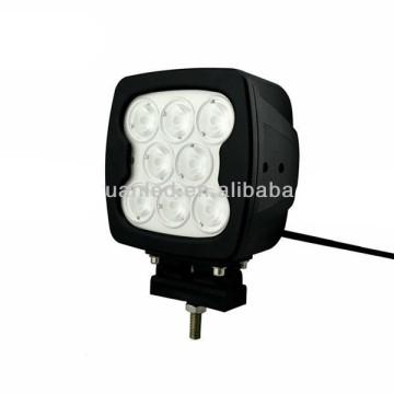 Lâmpada de trabalho Offroad do diodo emissor de luz de Offroad da luz do trabalho de condução do diodo emissor de luz de 80 watts para o jipe de SUV ATV