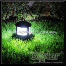 post solar Super brillante tapa luz jardín iluminación, césped