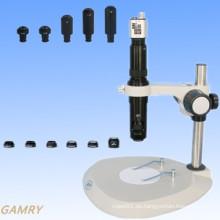 Microscopio de video monocular Mzdh0670 Sistemas de video
