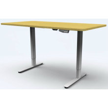 Electric Ergonomic Office Height Adjustable Desk/Lift Desk/Standing Desk with Two Motors (ET102)