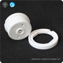 white glazed high precision 95 alumina ceramic wall switch for promotion