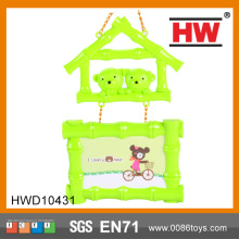 Cartoon Cheap Plastic Photo Frame