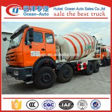 12 ~ 16cbm NORTHBEN Betonmischträger mit hoher Qualität und guter Preis