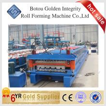 Высокоскоростная двухслойная рулонная машина с CE, ISO