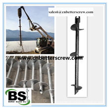 Galvanized Steel Mooring Anchors