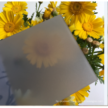 lexan polycarbonate frosted panel