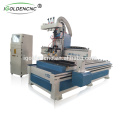 Máquina de corte de madeira elétrica da venda quente / máquina de madeira automática do cortador