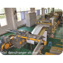 Delicately slitting machine with excellent quality
