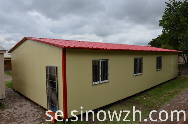 prefabricated camp building (2)