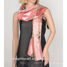 fashion scarf women polyester scarves 100-01 YS257